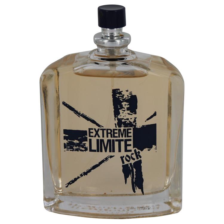 Extreme Limite Rock by Jeanne Arthes for Men Eau De Toilette Spray (Tester) 3.3 oz