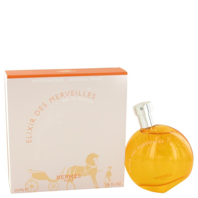 Elixir Des Merveilles By Hermes Eau De Parfum Spray 17 Oz For Women