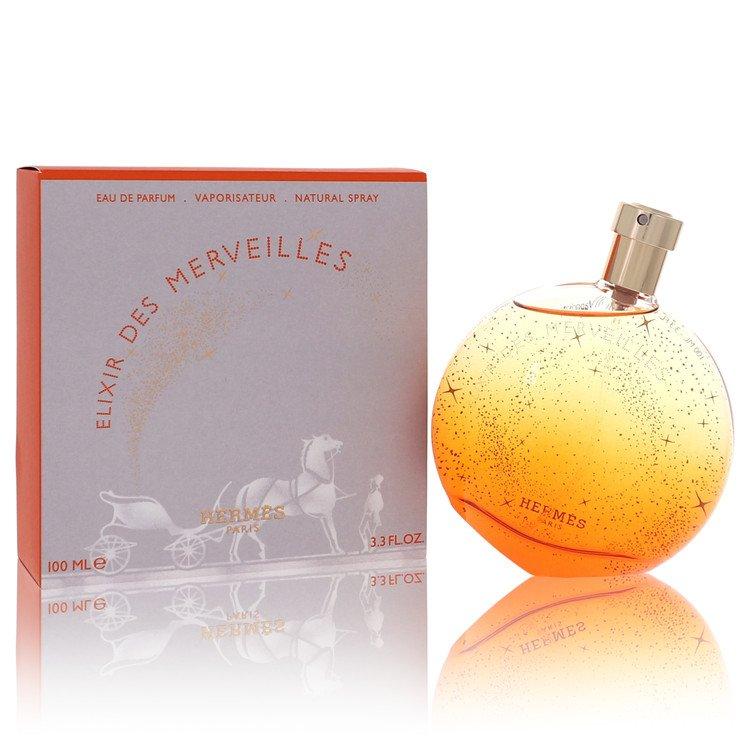 Elixir Des Merveilles by Hermes for Women Eau De Parfum Spray 3.4 oz