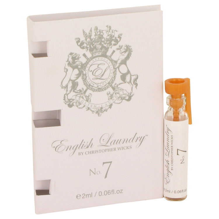 English Laundry No. 7 by English Laundry for Women Vial (sample) .06 oz