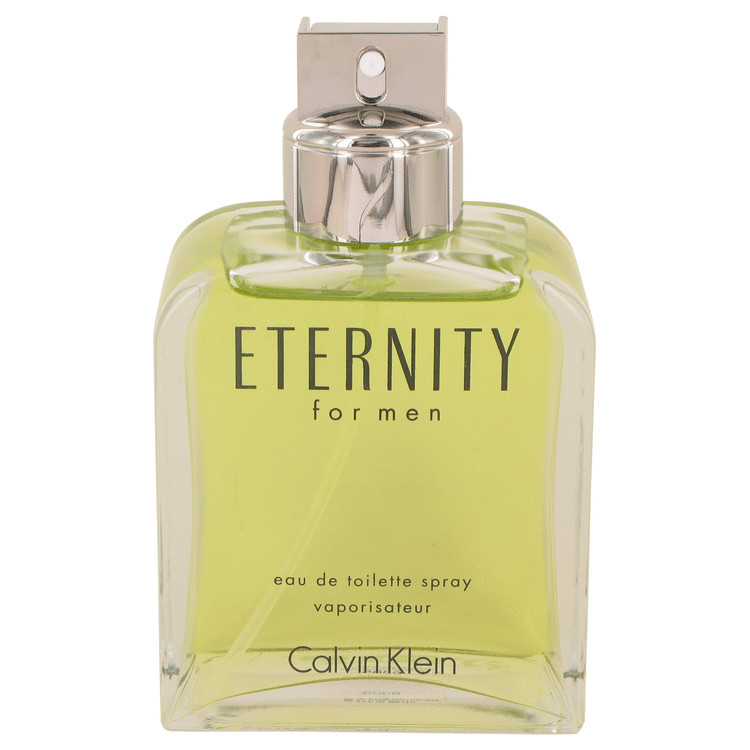 Eternity by Calvin Klein Men's Eau De Toilette Spray (unboxed) 6.7 oz