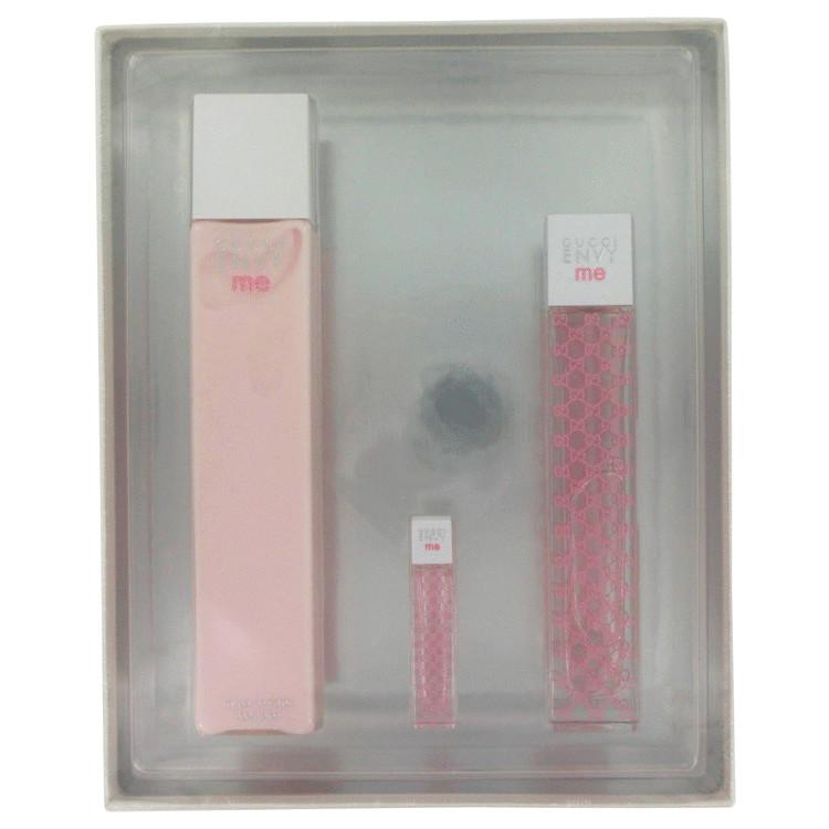 Envy Me Gift Set -- Gift Set - 1.7 oz Eau De Toilette Spray + 6.7 oz Body Lotion + .1 oz Miini EDT for Women