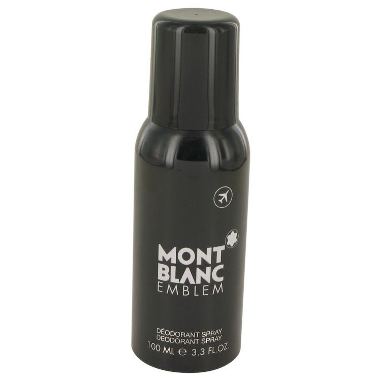 Montblanc Emblem Deodorant 3.3 oz Deodorant Spray for Men