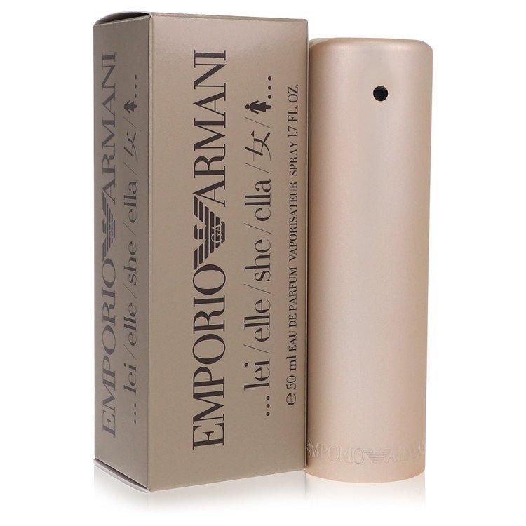 EMPORIO ARMANI by Giorgio Armani for Women Eau De Parfum Spray 1.7 oz