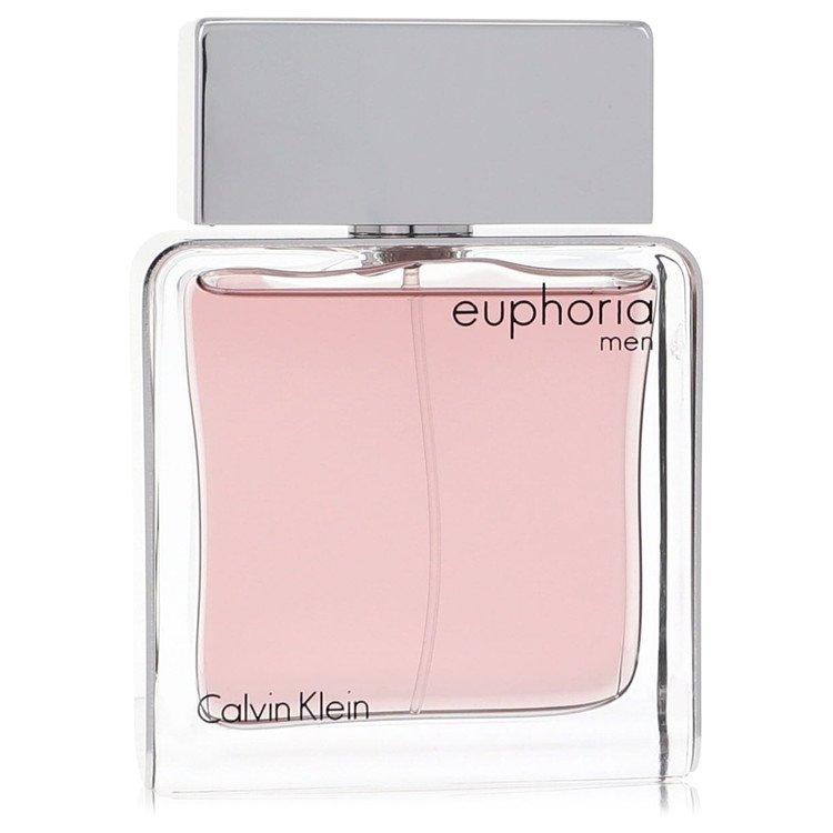 Euphoria Cologne by Calvin Klein 3.4 oz EDT Spray(Tester) for Men