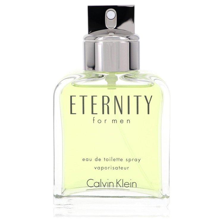 Eternity Cologne by Calvin Klein 3.4 oz EDT Spray(Tester) for Men