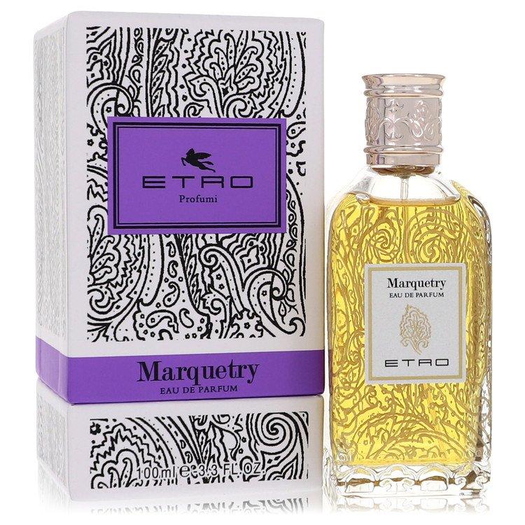 Etro Marquetry by Etro –  Eau De Parfum Spray (Unisex) 3.3 oz 100 ml