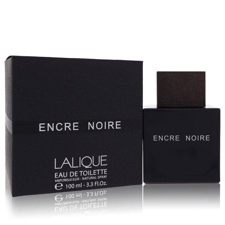 Encre Noire Cologne by Lalique 100 ml Eau De Toilette Spray for Men