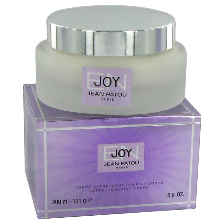Enjoy Body Cream by Jean Patou 6.7 oz Body Cream for Women