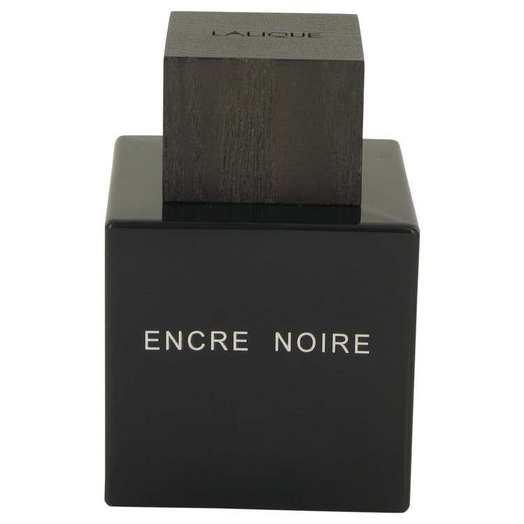 Encre Noire by Lalique Men's Eau De Toilette Spray (unboxed) 3.4 oz