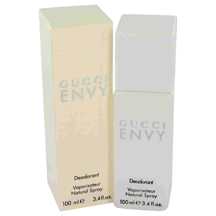Envy Deodorant by Gucci 3.3 oz Deodorant Spray (Plastic) for Women