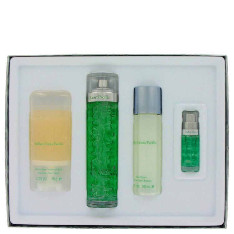 Endless Gift Set -- Gift Set - 2.5 oz Eau De Cologne Spray + 3.4 oz After Shave Lotion + 2.75 oz Deodorant Stick + .25 oz Mini EDC for Men