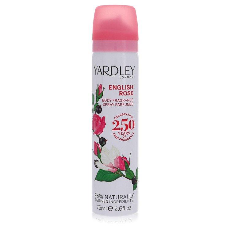 English Rose Yardley by Yardley London for Women Body Spray 2.6 oz
