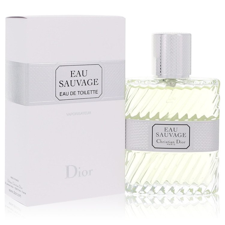 Eau Sauvage Cologne by Christian Dior 1.7 oz EDT Spay for Men Spray