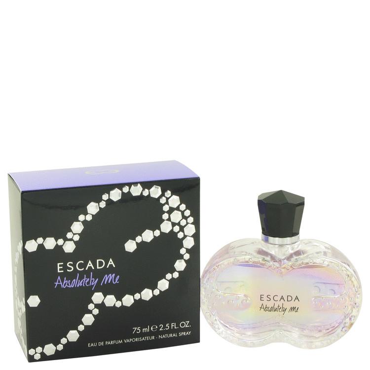 Escada Absolutely Me Perfume by Escada 75 ml EDP Spay for Women