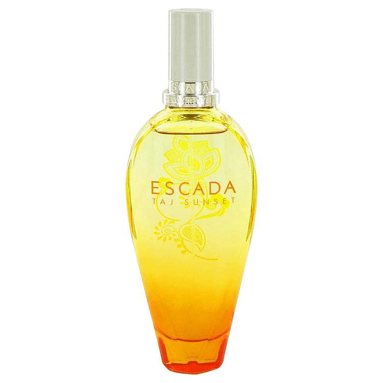 Escada Taj Sunset Perfume by Escada 100 ml EDT Spray(Tester) for Women