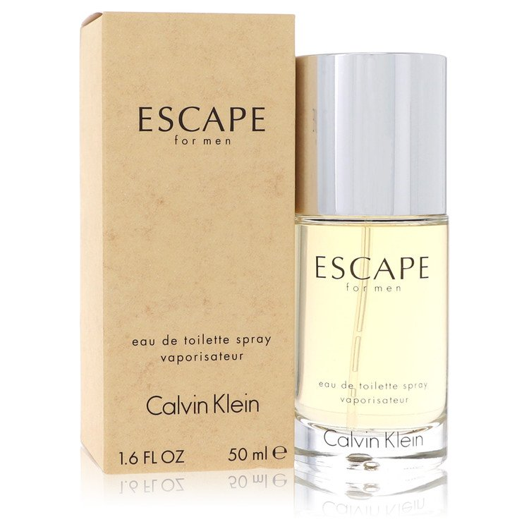ESCAPE by Calvin Klein –  Eau De Toilette Spray 1.7 oz 50 ml for Men