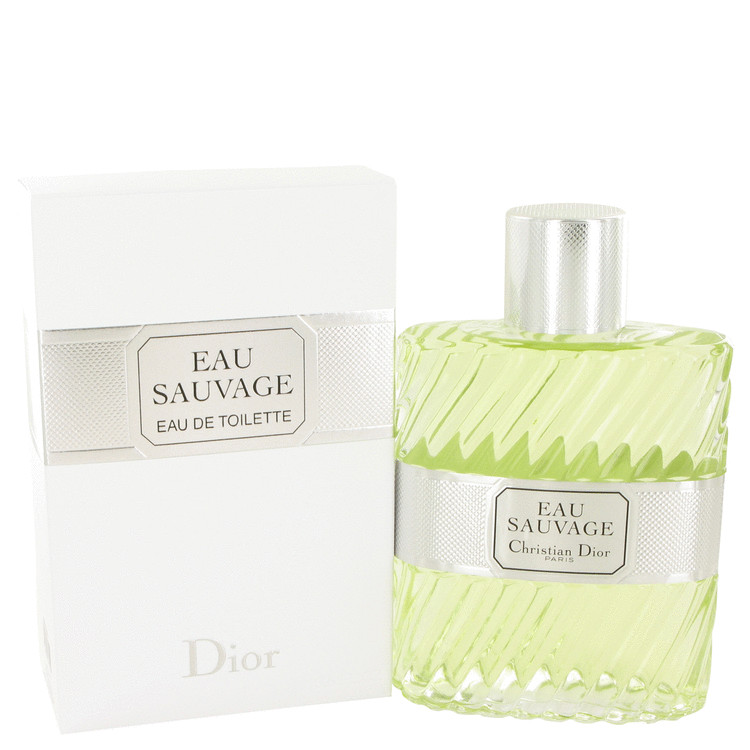 EAU SAUVAGE by Christian Dior for Men Eau De Toilette 13.5 oz