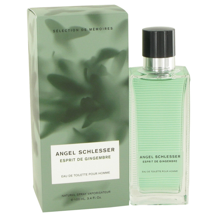 Esprit De Gingembre Cologne by Angel Schlesser 100 ml EDT Spay for Men