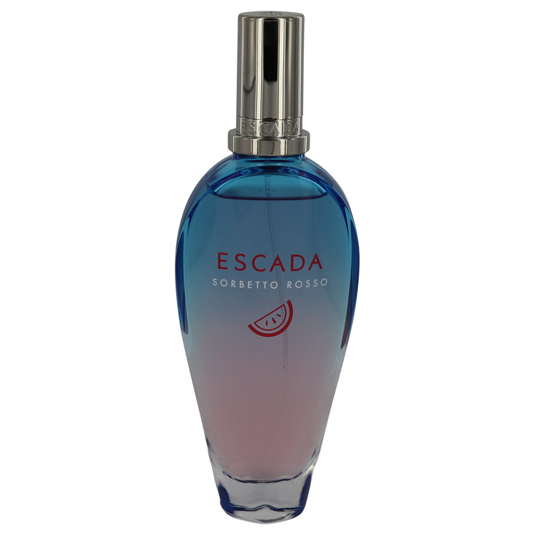 Escada Sorbetto Rosso by Escada for Women Eau De Toilette Spray (Tester) 3.3 oz