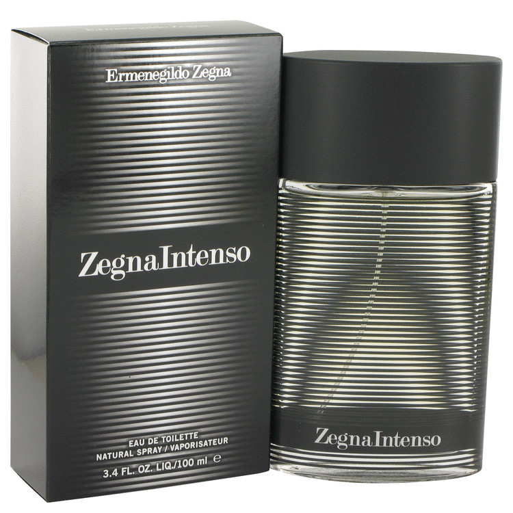 Zegna Intenso Cologne by Ermenegildo Zegna 100 ml EDT Spay for Men