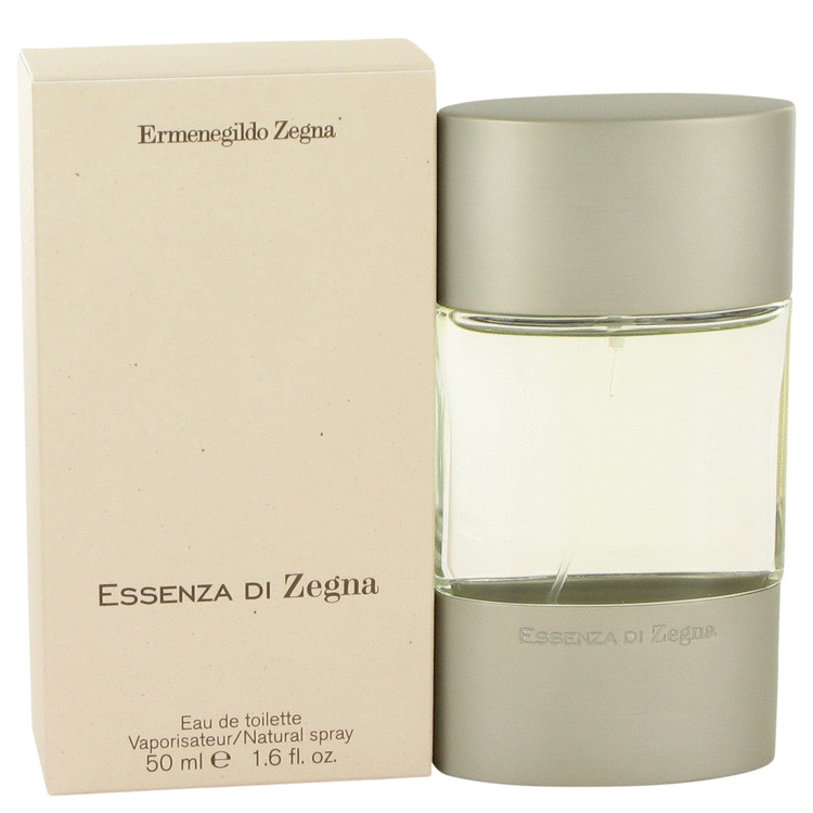 Essenza Di Zegna Cologne by Ermenegildo Zegna 1.7 oz EDT Spay for Men