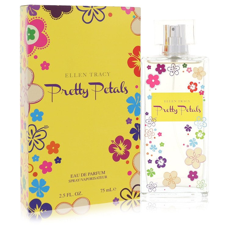 Pretty Petals Perfume by Ellen Tracy 75 ml EDP Spay for Women