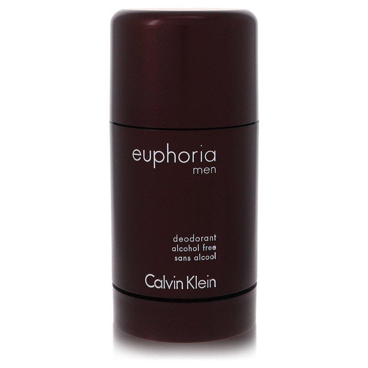 Euphoria Deodorant by Calvin Klein 2.5 oz Deodorant Stick for Men Cologne Spray