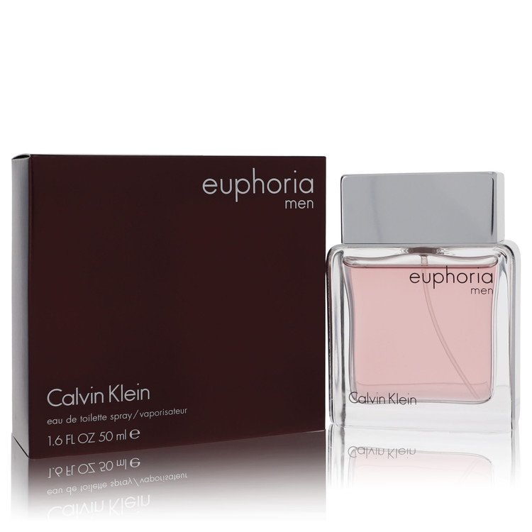 Euphoria Cologne by Calvin Klein 50 ml Eau De Toilette Spray for Men