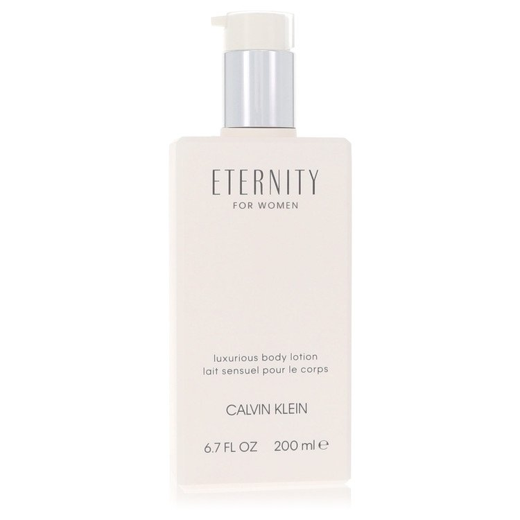 Eternity Body Lotion 6.7 oz Body Lotion (unboxed) for Women