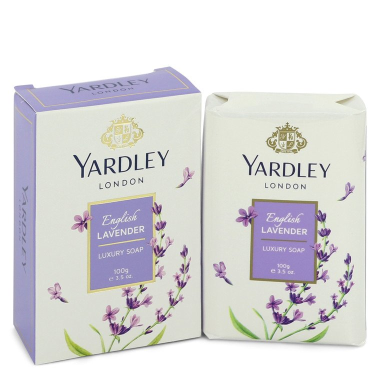 English Lavender by Yardley London Women's Soap 3.5 oz