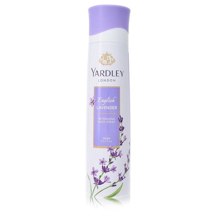 English Lavender by Yardley London –  Body Spray 5.1 oz 151 ml for Women
