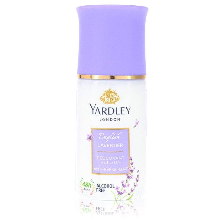English Lavender by Yardley London –  Deodorant Roll-On 1.7 oz 50 ml for Women