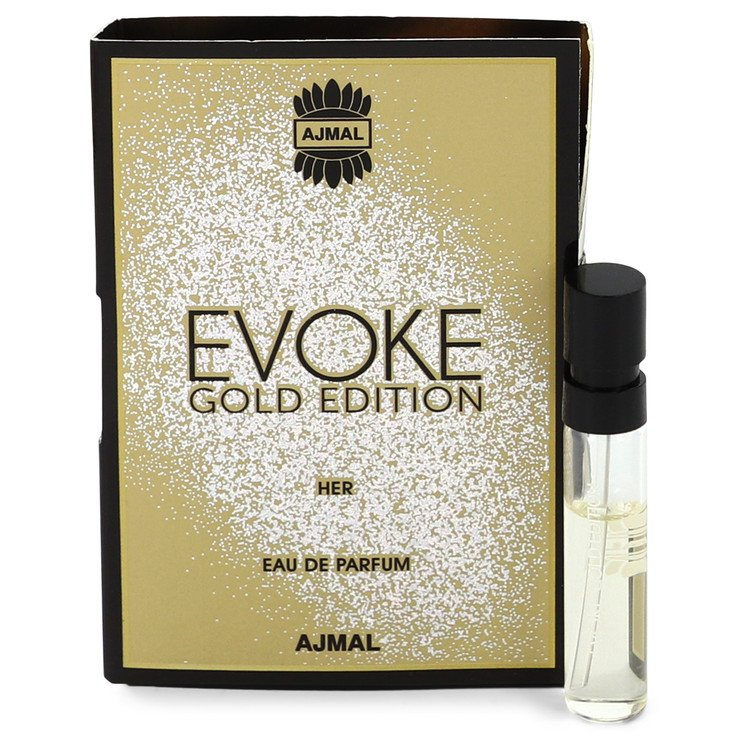 Evoke Gold by Ajmal Men's Vial (sample) .05 oz