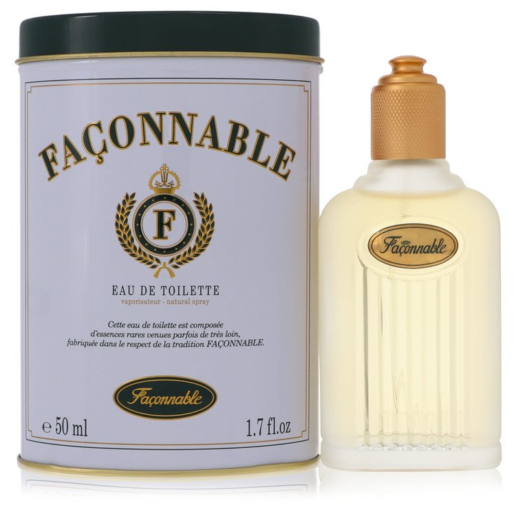 FACONNABLE by Faconnable for Men Eau De Toilette Spray 1.7 oz