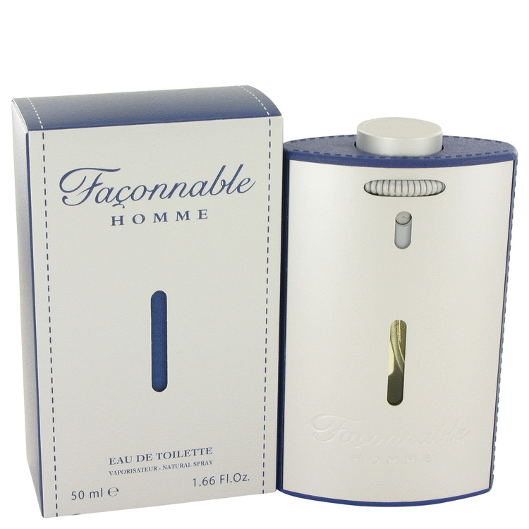 Faconnable Homme (New Packaging) by Faconnable for Men Eau De Toilette Spray 1.7 oz