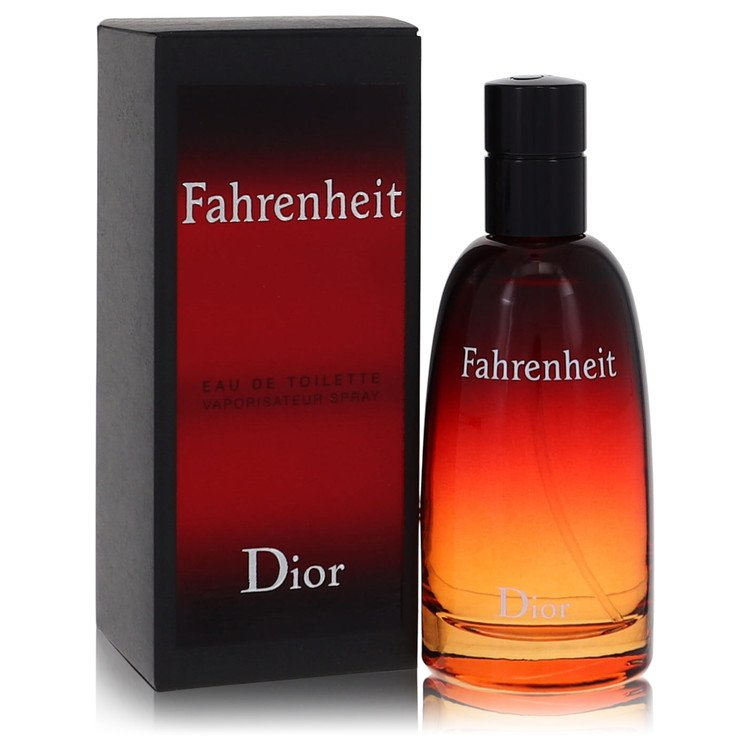 Fahrenheit Cologne by Christian Dior 1.7 oz EDT Spay for Men