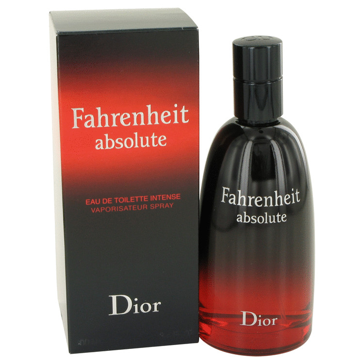 Fahrenheit Absolute Cologne by Christian Dior 100 ml EDT Spay for Men