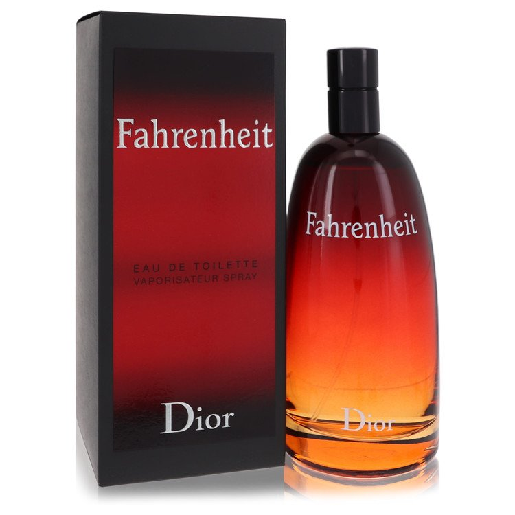 Fahrenheit Cologne by Christian Dior 200 ml EDT Spay for Men
