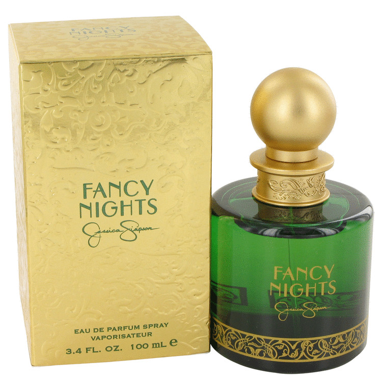 Fancy Nights Perfume by Jessica Simpson 100 ml EDP Spay for Women