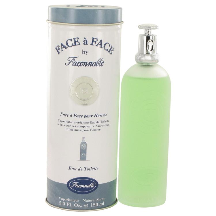 Face A Face Cologne by Faconnable 150 ml Eau De Toilette Spray for Men
