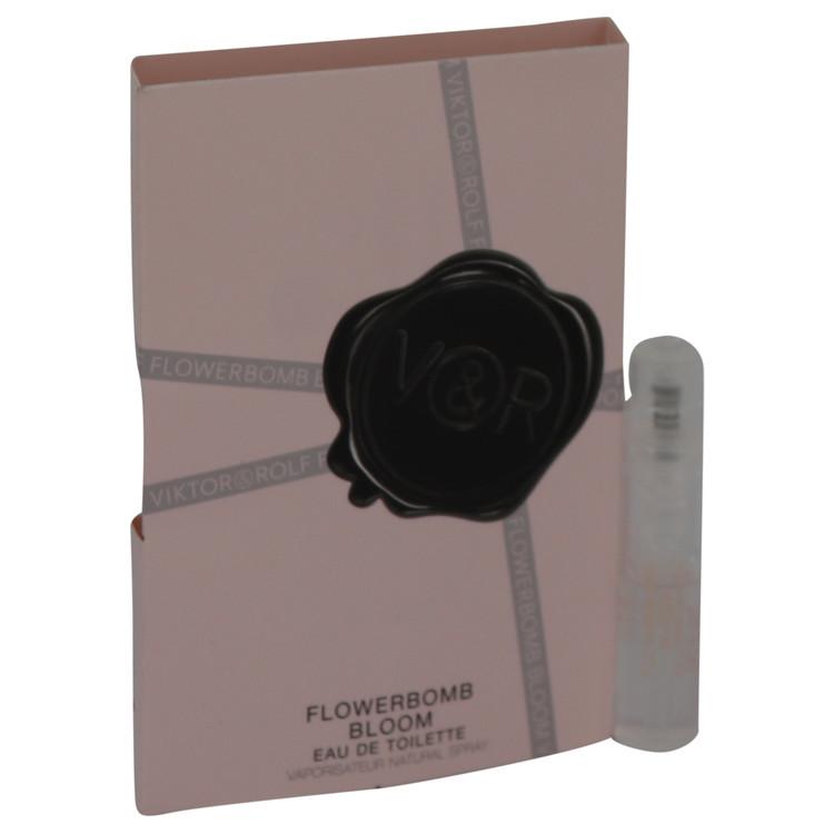 Flowerbomb Bloom by Viktor & Rolf for Women Vial (sample) .05 oz