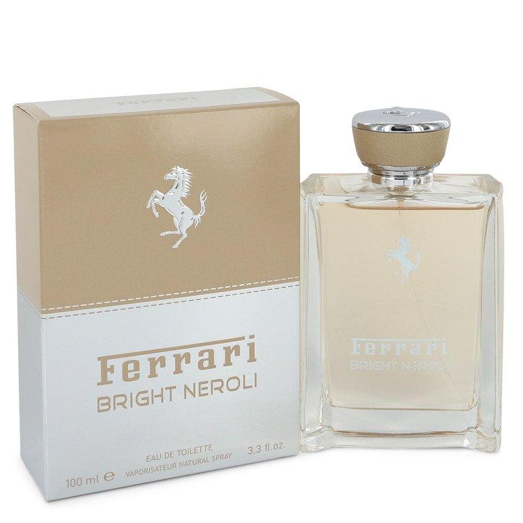 Ferrari Bright Neroli Cologne by Ferrari 100 ml EDT Spay for Men