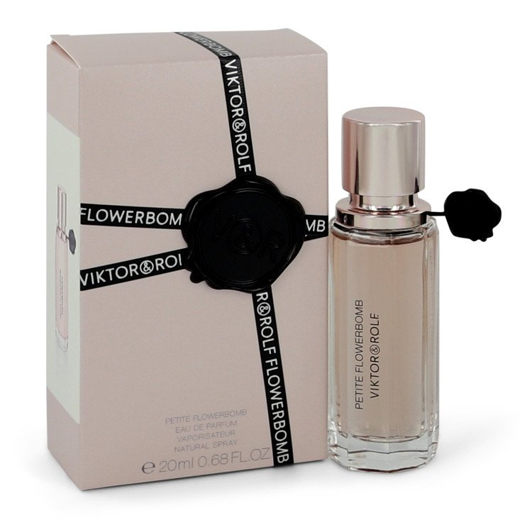 Flowerbomb Perfume by Viktor & Rolf .68 oz EDP Spay for Women Spray