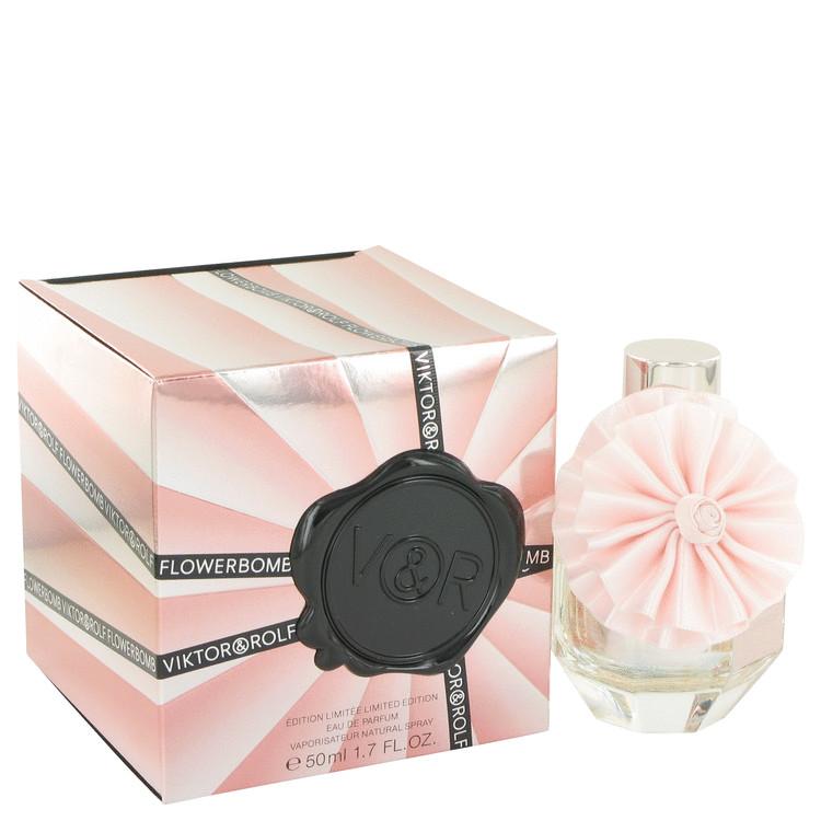 Flowerbomb Perfume 1.7 oz EDP Spray (Limited Edition) for Women