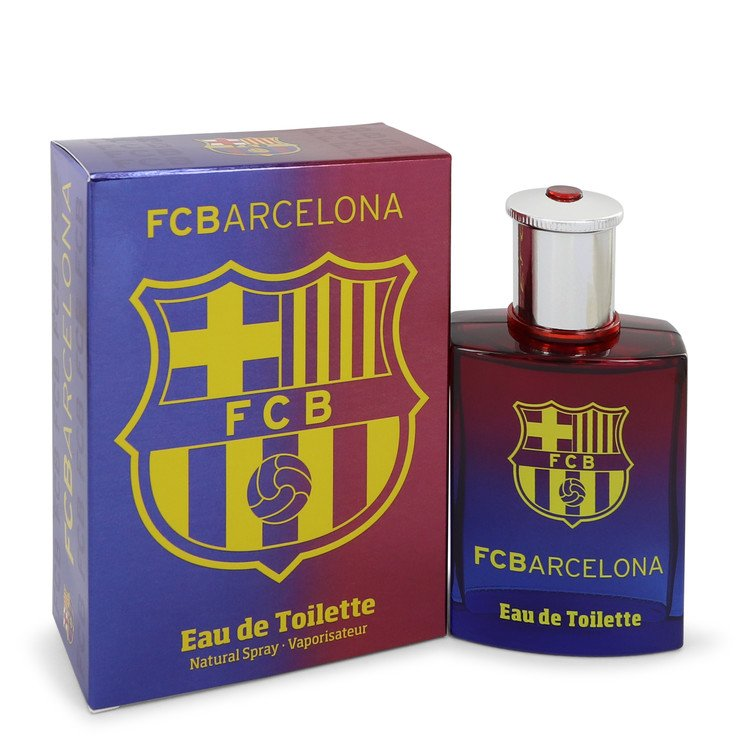 Fc Barcelona Cologne by Air Val International 100 ml EDT Spay for Men