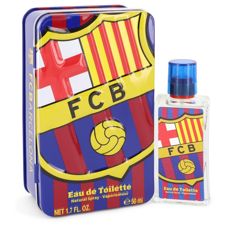 Fc Barcelona Cologne by Air Val International 50 ml EDT Spay for Men