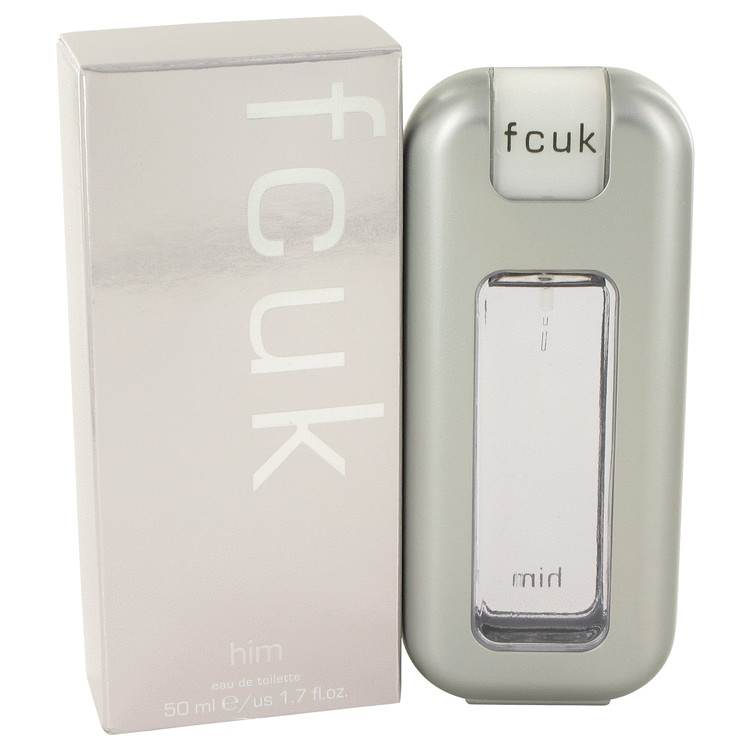 Fcuk by French Connection Men's Eau De Toilette Spray 1.7 oz
