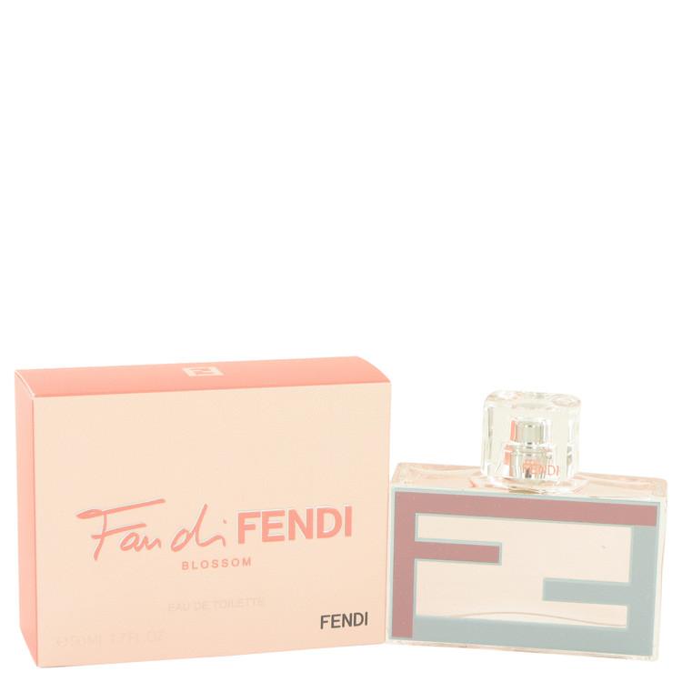 Fan Di Fendi Blossom Perfume by Fendi 50 ml EDT Spay for Women