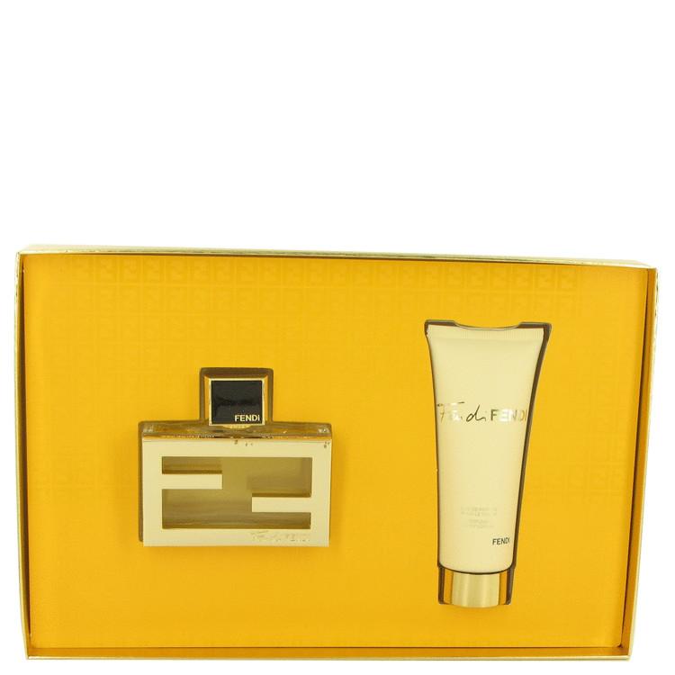 Fan Di Fendi by Fendi for Women Gift Set -- 1.7 oz Eau De Parfum Spray + 2.5 oz Body Lotion